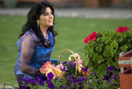 Buaar que tristeza! Victoria Ruffo se va de Telemundo y regresa a ...