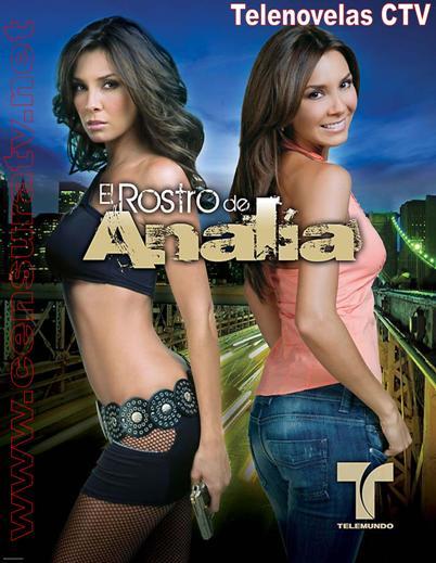 """... PERSONAJE """" IMPORTANTE EN LA TELENOVELA """"EL ROSTRO DE ANALIA"""